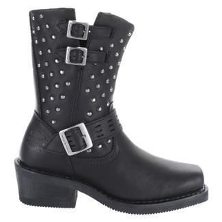Harley Davidson Footwear Shirley SZ Black