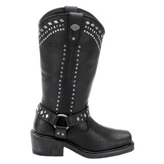 Harley Davidson Footwear Summer Black