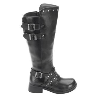 Harley Davidson Footwear Hope SZ Black