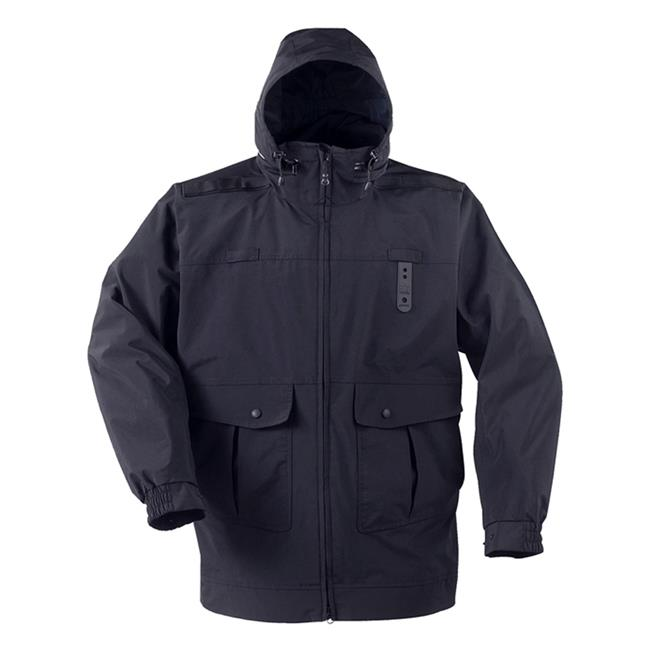 Propper Gamma Long Rain Duty Jackets LAPD Navy