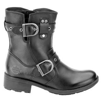 Harley Davidson Footwear Grace SZ Black
