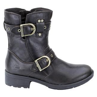 Harley Davidson Footwear Grace SZ Dark Brown
