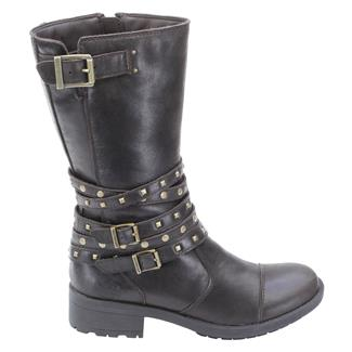 Harley Davidson Footwear Kennedy SZ Dark Brown