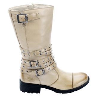 Harley Davidson Footwear Kennedy SZ Tan