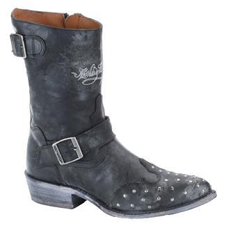 Harley Davidson Footwear Everly SZ Black