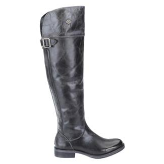 Harley Davidson Footwear Monique SZ Black