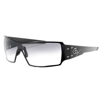 Gatorz Darth Black (frame) - Gray Fade (lens)