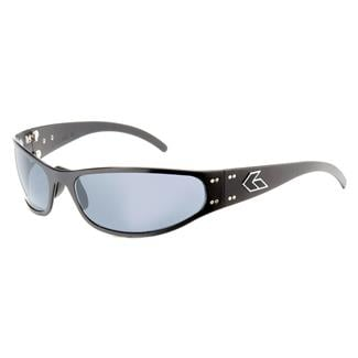 Gatorz Radiator Black (frame) - Gray Polarized (lens)