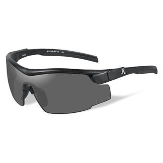 Wiley X Remington Platinum Grade Shooting and Hunting Matte Black Smoke 1 Lens