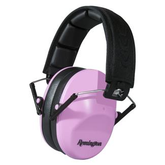 Wiley X Remington Hearing Protection Pink