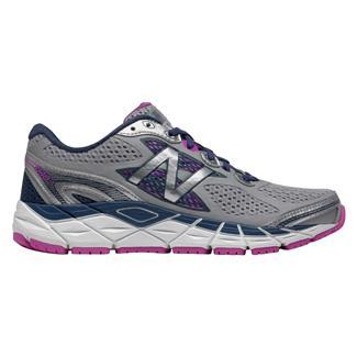 New Balance 840v3 White / Purple