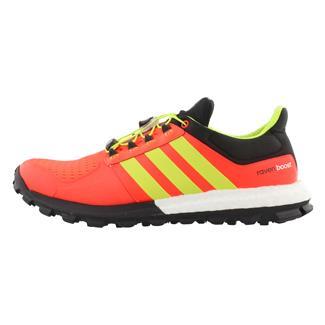 Adidas Adistar Raven Boost Solar Red / Solar Yellow / Raw Ochre