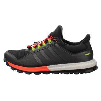 Adidas Adistar Raven Boost Black / Black / Solar Red