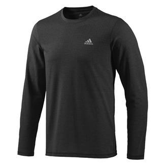 Adidas Aeroknit Long Sleeve T-Shirts Black