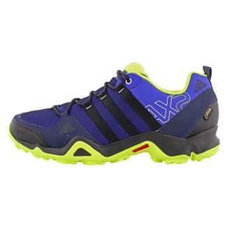 Adidas AX2 GTX Midnight Gray / Black / Solar Yellow