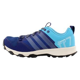 Adidas Kanadia 7 Trail Midnight Indigo / Chalk White / Bright Cyan