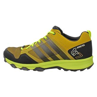Adidas Kanadia 7 Trail GTX Raw Ochre / Black / Solar Yellow