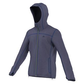 Adidas Luminaire Jacket Midnight Gray