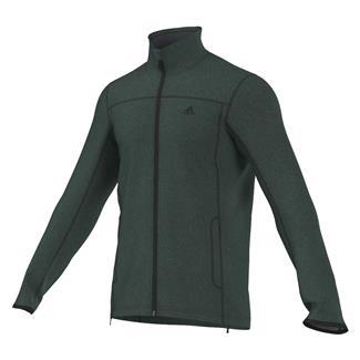 Adidas Panto Fleece Jacket Black