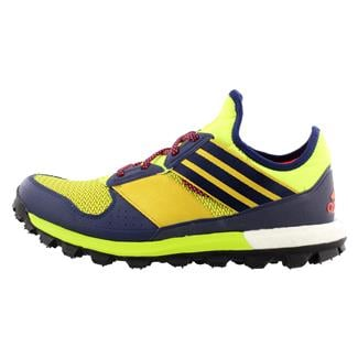 Adidas Response Trail Boost Solar Yellow / Black / Solar Red