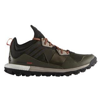 Adidas Response Trail Boost Black / Black / Light Brown
