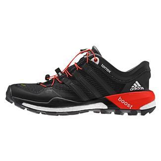 Adidas Terrex Boost Black / Solar Red