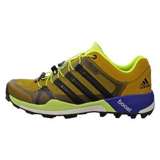 Adidas Terrex Boost GTX Raw Ochre / Black / Bright Yellow