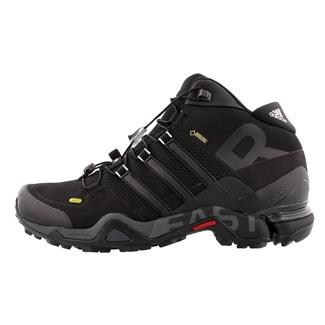 Adidas Terrex Fast R Mid GTX Black / Dark Gray / White