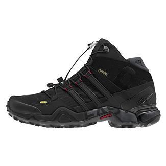 Adidas Terrex Fast R Mid GTX Black / Dark Gray / Power Red
