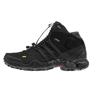 Adidas Terrex Fast R Mid GTX Black / Dark Gray / Power Red