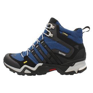 Adidas Terrex Fast X High GTX Blue / Black / Clear Onyx
