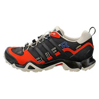 Adidas Terrex Swift R GTX Black / Chalk White / Bold Orange