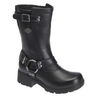 Harley Davidson Footwear Derringer SZ Black