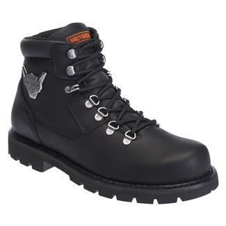 Harley Davidson Footwear Glenmont Black