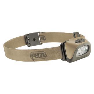 Petzl Tactikka 2 Plus RGB Headlamp Desert White / Red / Green / Blue