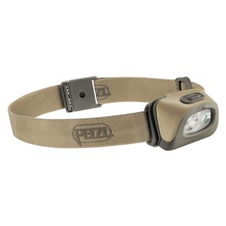 Petzl Tactikka 2 Plus Headlamp White / Red Desert