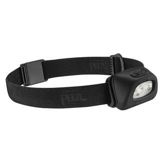 Petzl Tactikka 2 Plus Headlamp Black White / Red
