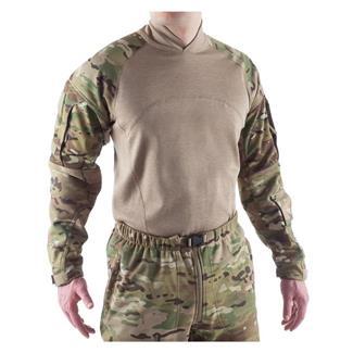 Massif Battleshield X Winter Army Combat Shirt Multicam
