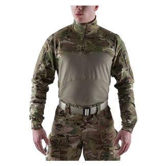 Massif Advanced 1/4 Zip Combat Shirt MultiCam