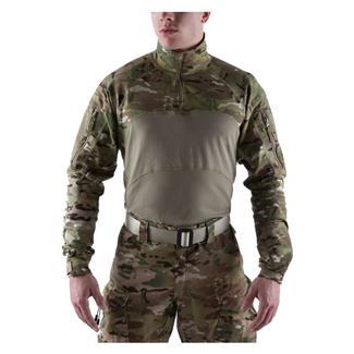 Massif Advanced 1/4 Zip Combat Shirt MultiCam