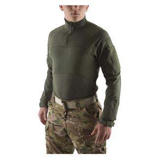 Massif Advanced 1/4 Zip Combat Shirt OD Green