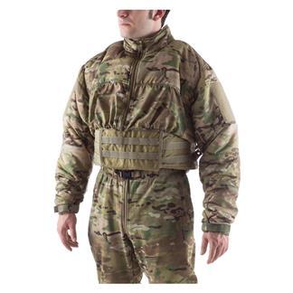 Massif Insulated Combat Sleeves MultiCam
