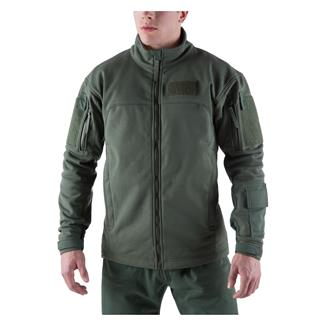 Massif Battleshield X Elements USAF Jacket Sage Green