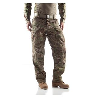 Massif Army Combat Pants with Knee Pads MultiCam