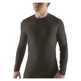 Massif Long Sleeve Nitro Knit T-Shirt Black