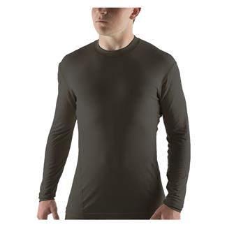 Massif Long Sleeve Nitro Knit T-Shirt Black
