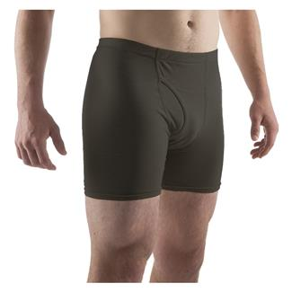 Massif Nitro Knit Boxer Briefs Black