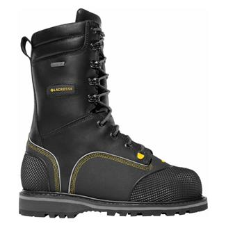 LaCrosse Longwall II GTX 200G Met Guard CT PR Black