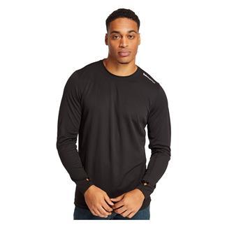 Timberland PRO Long Sleeve Wicking Good T-Shirt Jet Black