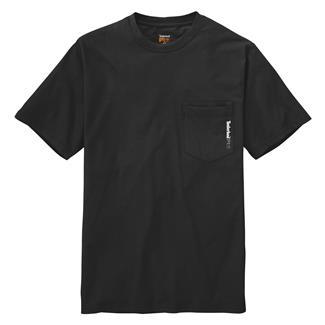 Timberland PRO Workwear Base Plate Blended T-Shirt Jet Black